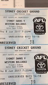 AFL tickets Need to go ASAP Mayfield Launceston Area Preview