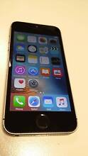 As new condition unlocked black iphone 5s 16g mobile phone East Melbourne Melbourne City Preview