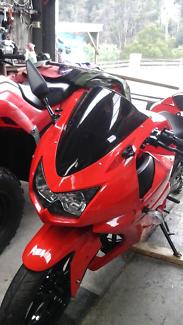 Kawasaki  zzr mirror wanted