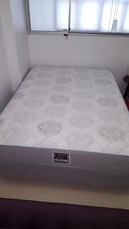 Double bed- matrress and base
