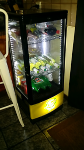 98 litre LIPTON TEA display/party fridge.DELIVERY $30. Eagle Vale Campbelltown Area Preview