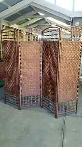 Bamboo screen/room divider Hoppers Crossing Wyndham Area Preview