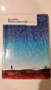Specialist Math 3AB Revised Edition (OT LEE) Carine Stirling Area Preview