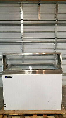 Master-bilt Dd-48 Ice Cream Dip Cabinet 8 Tub 115 Volts 1 Phase Tested