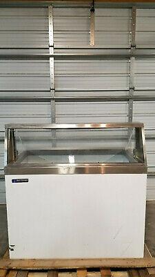 Master-bilt Dd-48 Ice Cream Dip Cabinet 8 Tub 115 Volts 1 Phase Tested