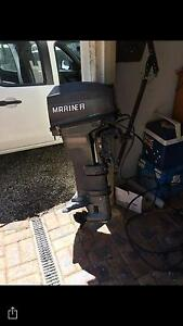 25hp outboard Churchill Ipswich City Preview