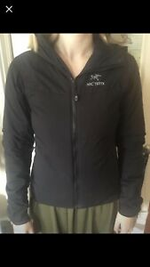 Arcteryx women's winter jacket