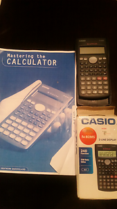 Scientific Calculator Charlestown Lake Macquarie Area Preview