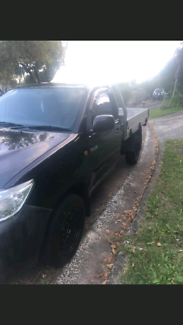 2012 Toyota Hilux Workmate  Manual