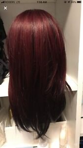 Synthetic brand new wig