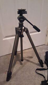 Digital Camera DSLR Tripod- Velbon 250r Sherpa Nikon Adapter Perth CBD Perth City Preview