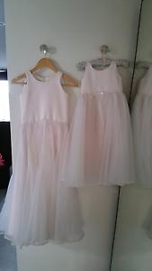 Two Elizabeth de Varga Flower girl dresses Auchenflower Brisbane North West Preview