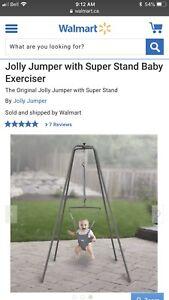 c9844fcc3 Jolly Jumper Super Stand