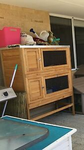 2 storey breeder bank hutch Whitby Serpentine Area Preview