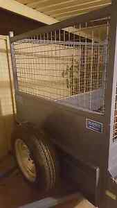 6x4 Trailer with cage. Burton Salisbury Area Preview