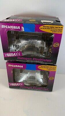 Headlight Bulb-Vista Sylvania H6054