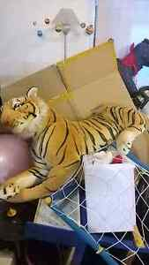 Tiger toy plush Moulden Palmerston Area Preview