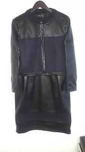 JAEGAR Womens Leather Dress & Coat NWT Aus size 18 North Sydney North Sydney Area Preview