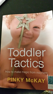 Toddler Tactics by Pinky McKay Point Clare Gosford Area Preview