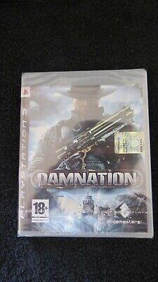 PS3 : DAMNATION - Nuovo, sigillato, ITA ! Dai 18 anni in...