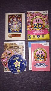 Kirby's Dream Collection CIB