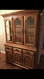 China Hutch (top part only)