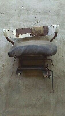 Farmall 504 Original Seat Base