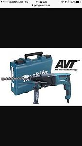 Makita avt hammer drill/chipper North Narrabeen Pittwater Area Preview
