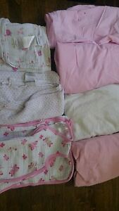 Infant Bedding Good Condition