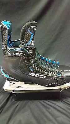 Bauer Nexus N8000 Ice Hockey Skates SR 10.5 EE *NEW*