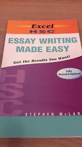 Excel HSC English  Essay Writing Made Easy Normanhurst Hornsby Area Preview
