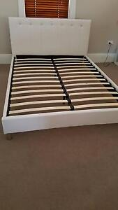 BRAND NEW QUEEN PU LEATHER BEDS BY AMOR FURNITURE Largs Bay Port Adelaide Area Preview