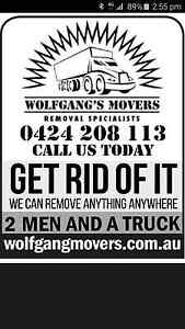 Removalists all areas Manly Manly Area Preview
