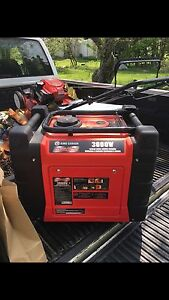 King and Honda generator