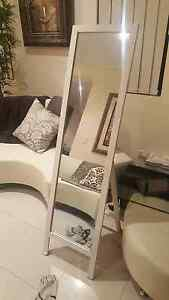White Mirror Stand Hurstville Hurstville Area Preview