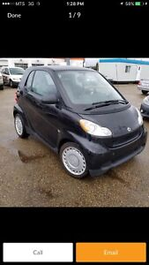2009 smart car for two 80,000 km mech special $2350