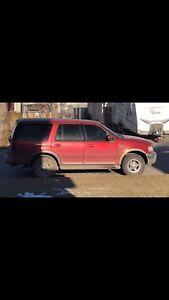 2003 Ford Expedition Eddie Bauer edition...PARTS