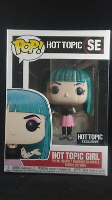 Funko Pop SE Hot Topic Girl Hot Topic Exclusive ()