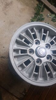 Set of 4 rover wheels $50! Latham Belconnen Area Preview