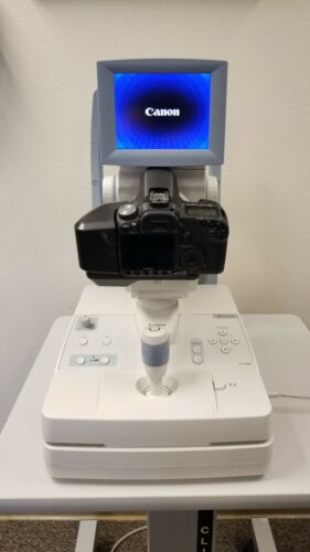 Canon CR-1 Mark II Fundus Non-Mydriatic Digital Retinal Camera