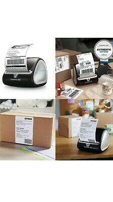 Dymo 1755120 Labelwriter 4xl Thermal Label Printer Machine Blackgray