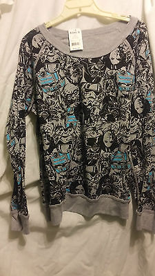 new reversible star wars top sz XL  collectable