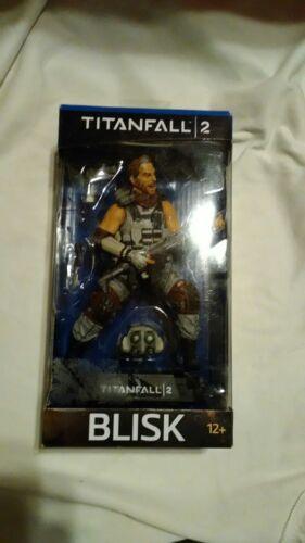 "IN-STOCK NOW!  McFarlane Titanfall 2  BLISK  7"" Action figur"