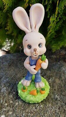 Hase Bunny Cake Topper Deko Tortenfiguren Kindergeburtstag Geburtstag Ostern