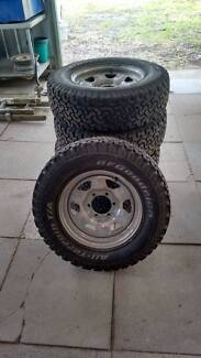 225/75 R16 Toyota Hilux rims