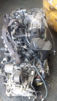 2005 nissan pulsar engine and gearbox