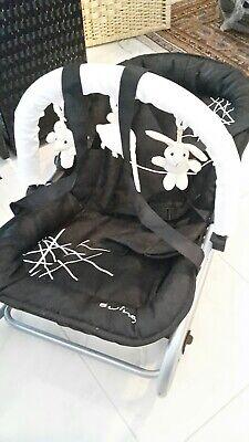 ABC Design Swing - Babyschaukel - Babywippe - Babywiege - Liege -