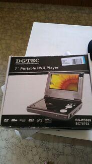 Portable dvd player Glen Iris Boroondara Area Preview