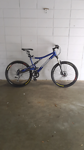 Cannondale Rush SL6 dual suspension Mona Vale Pittwater Area Preview