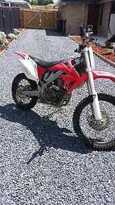 Trail/dirt bike 250 cc Legana West Tamar Preview